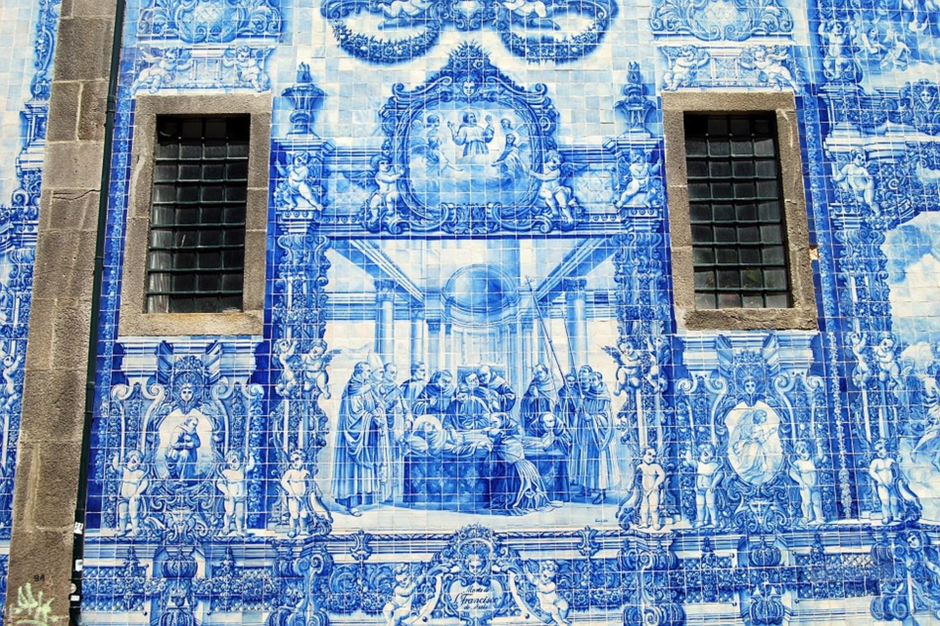 Mattonelle Porto azulejros