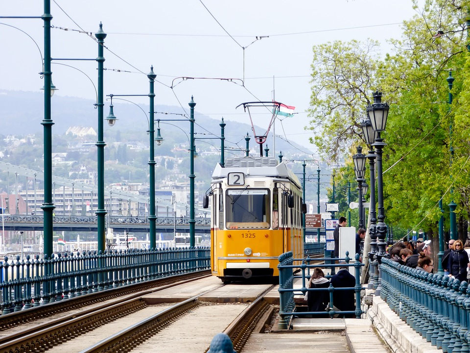 A Budapest in pensione