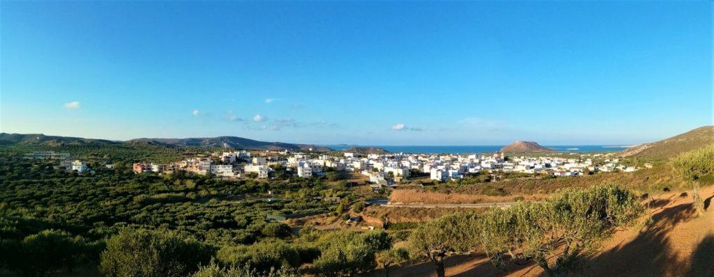 Trasferirsi a Creta