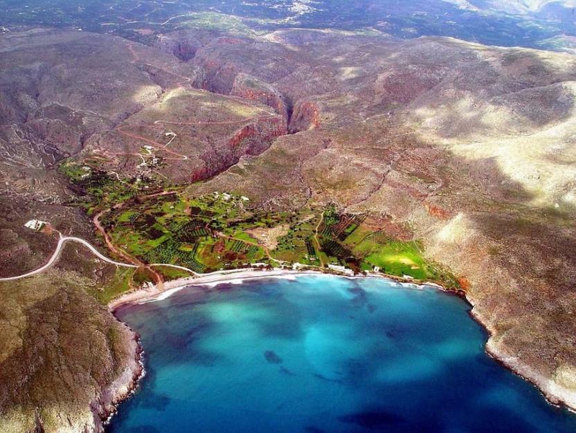 Kato Zakros Creta