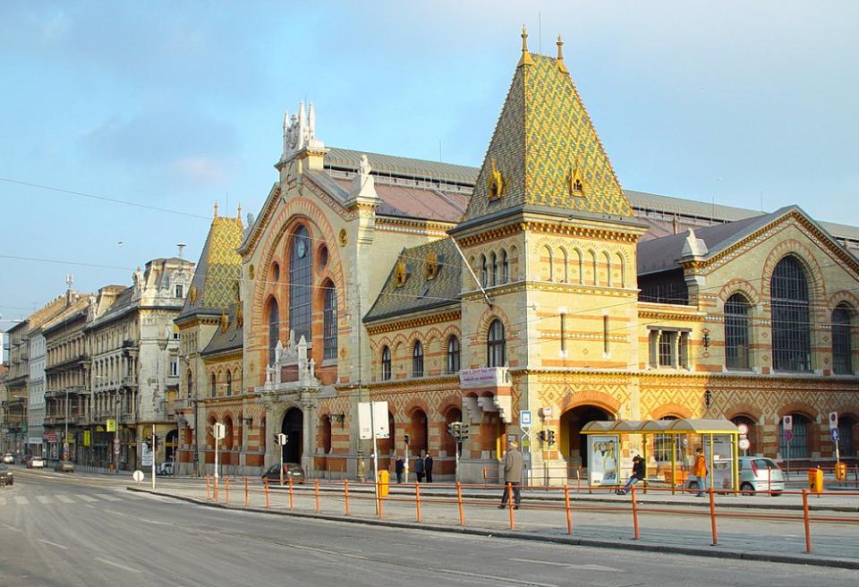 Vivere e lavorare a Budapest: l'intervista di Stefano