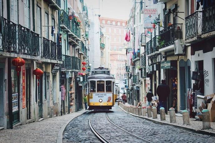 Intervista: Andrea racconta la sua vita a Lisbona