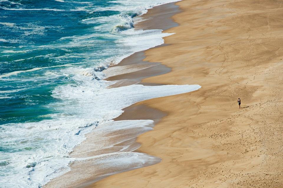Spiaggia portoghese