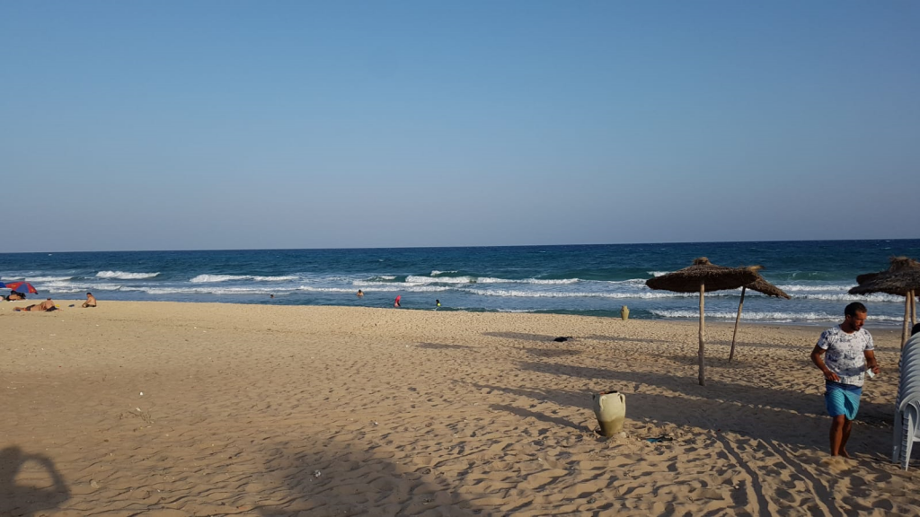 Spiaggia Hammamet