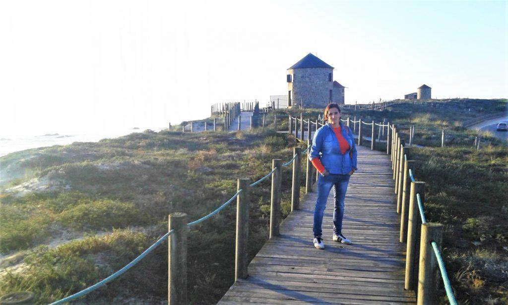 Daniela in Portogallo