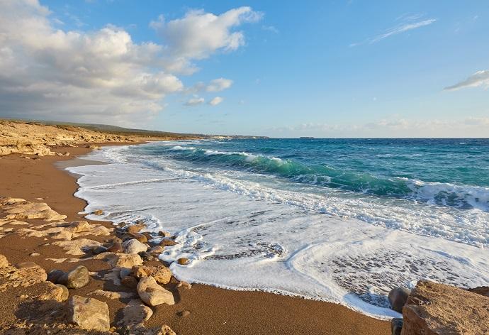 Spiaggia di Lara, Cipro