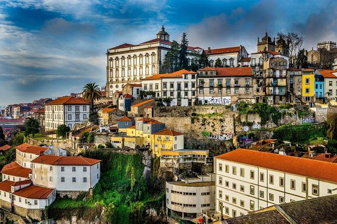 Porto città