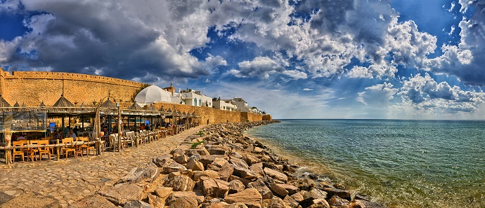 Tunisia in pensione