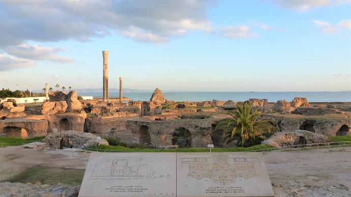 Trasferirsi in pensione in Tunisia