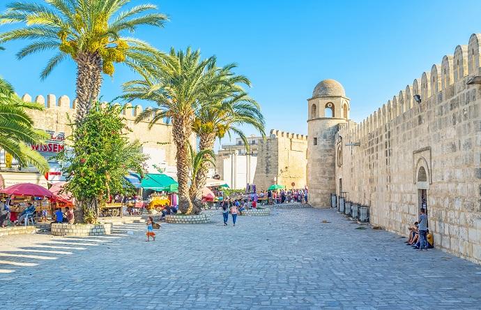 Innamorarsi della Tunisia? Un'esperienza tutta italiana!