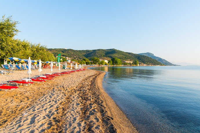 pensione in Grecia