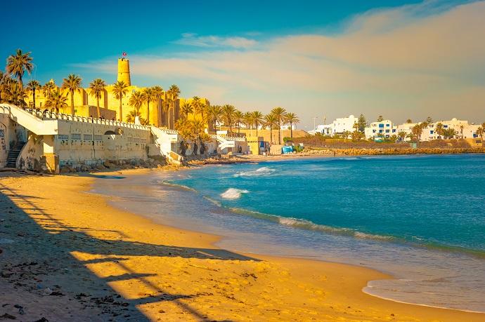 Vivere in Tunisia in pensione