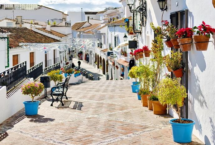 Trasferirsi a Malaga