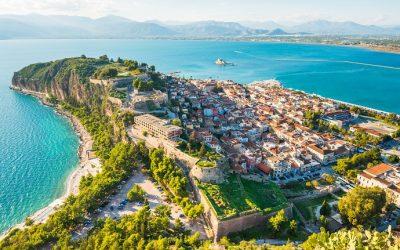 Vivere in Grecia a Mani: l'intervista a Luca ed Angela