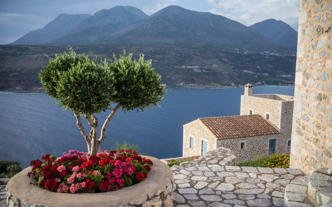 Vivere in Grecia nel Mani: l'intervista a Luca ed Angela