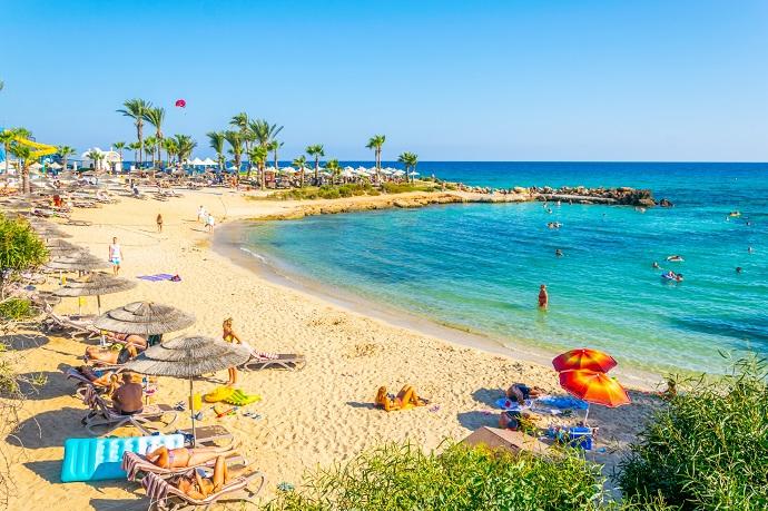 Le incantevoli spiagge di Cipro
