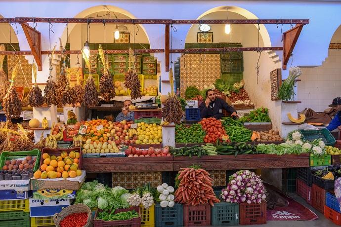 Vivere da pensionato in Tunisia