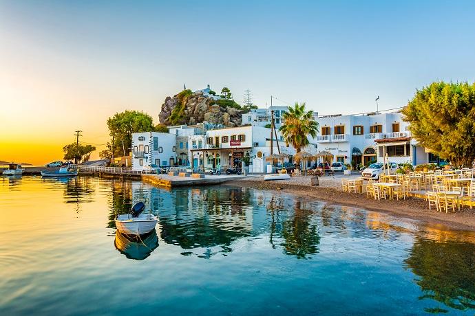 vivere da pensionato in Grecia
