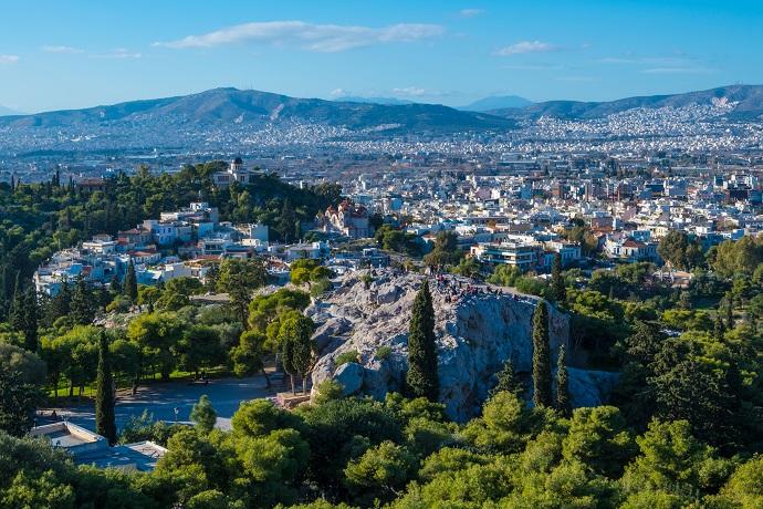 Come sono le case di riposo in Grecia?